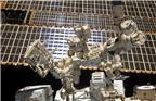 """2008年3月18日,美国""""奋进""""号航天飞机机组宇航员组装的空间站机器人Dextre。"""