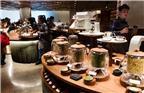 全新的上海烘焙工坊还设有星巴克在中国首个茶瓦纳(Teavana)吧台。