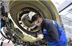 2018年1月15日,四川国际航空发动机保税维修基地内,第一台境外飞机发动机完成维修,并顺利交付使用。