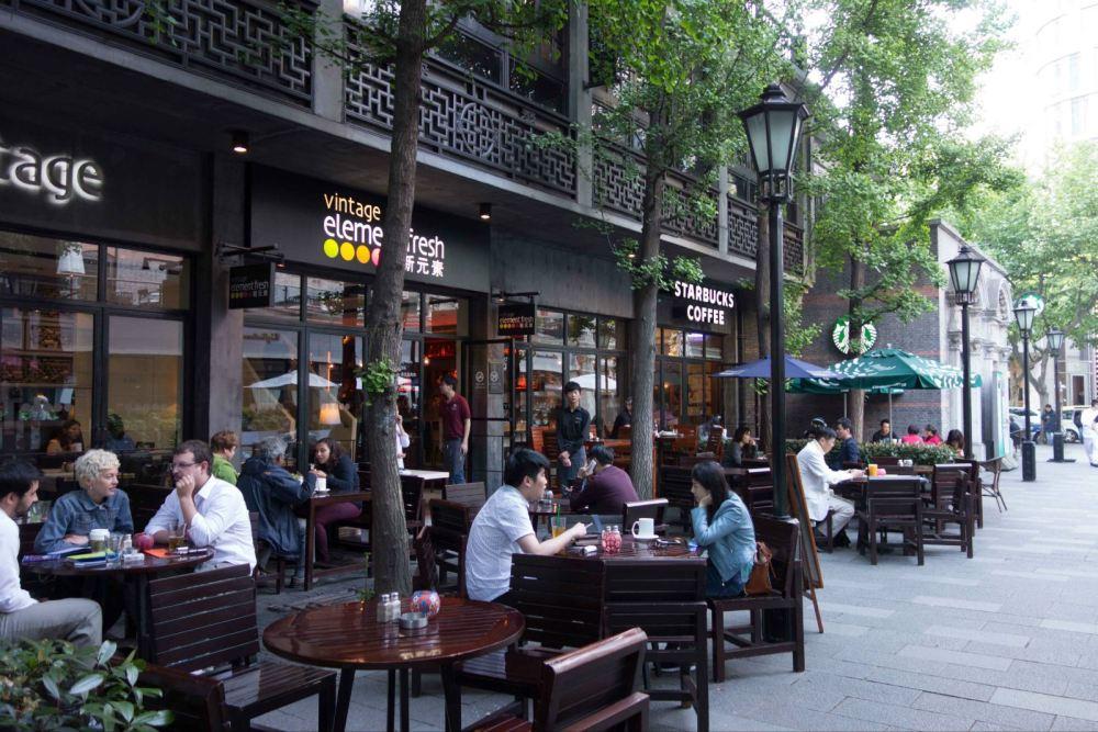 上海新天地:从石库门旧居到商业新地标的旧改样本