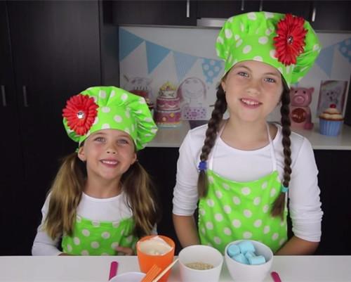 儿童简易厨房手工制作大全图片