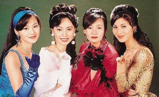 《我和春天有个约会》四大女主角