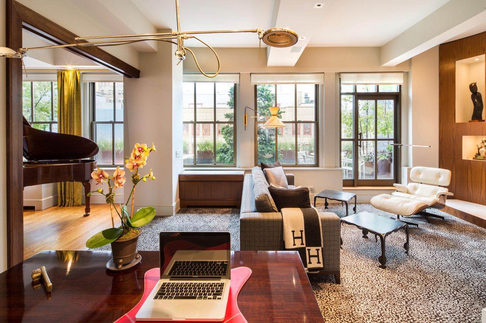 纽约曼哈顿高端公寓泡沫越吹越大 房价涨幅赶超北上深 第一财经