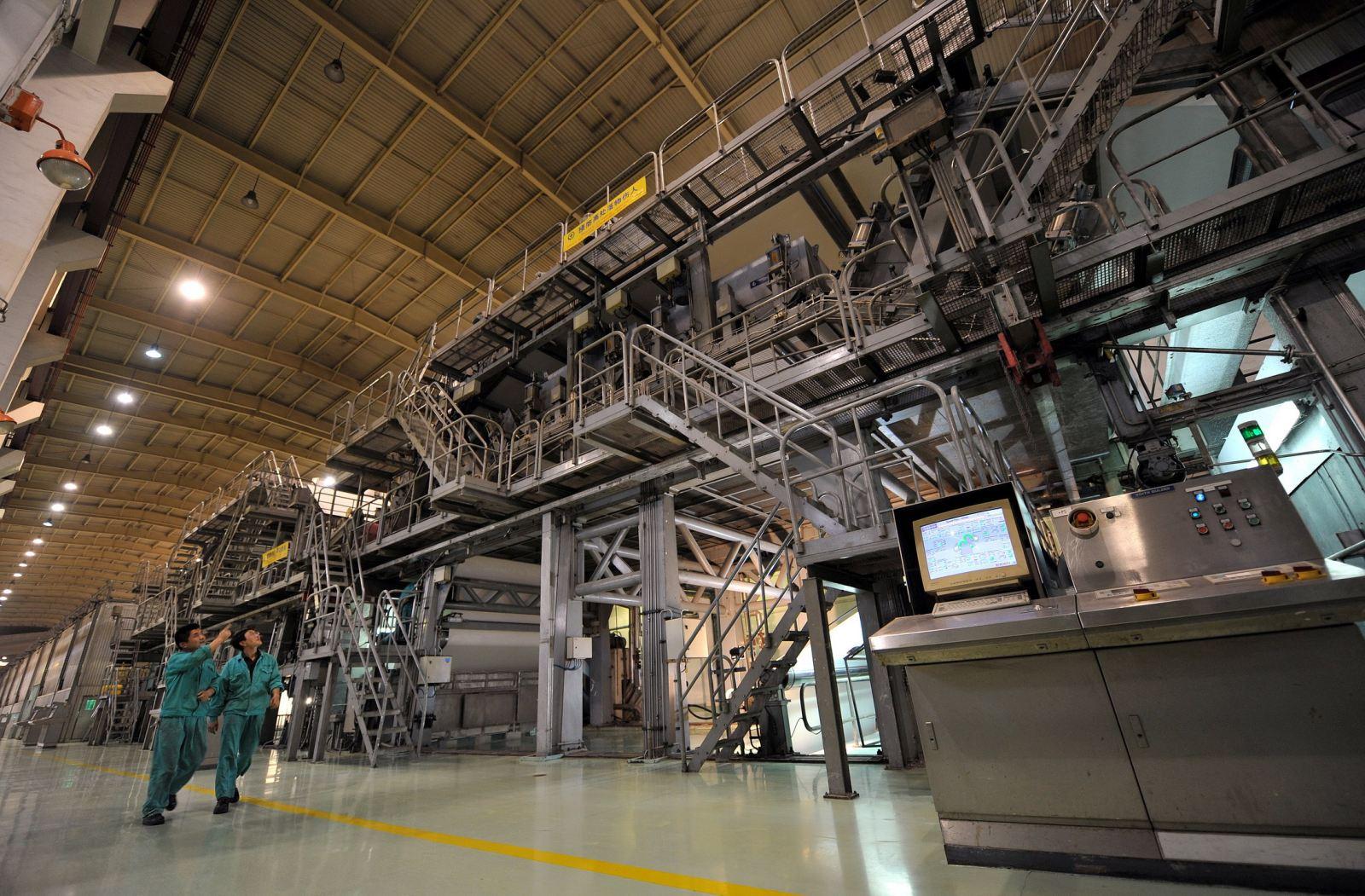 制造_蓝皮书:日本制造业对华投资规模恐进一步下滑_第一财经