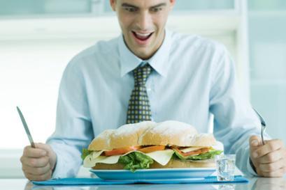 体重那点事儿 怎么通过吃而减重图片