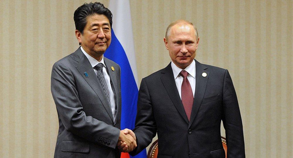 普京强硬宣示北方四岛主权