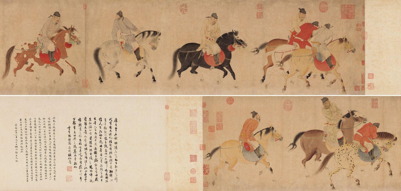 艺术品拍卖年度盘点 古代书画有亮点,内地大佬加速扩张