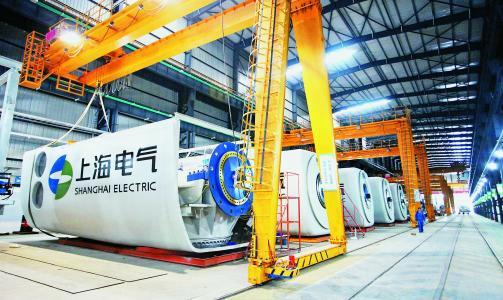 上海电气重组置入多项资产
