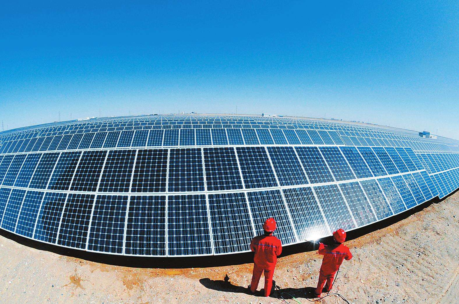 中国太阳能产业_国家能源局局长:青海要科学有序开发水电、太阳能资源_第一财经