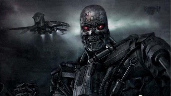 马斯克机器人