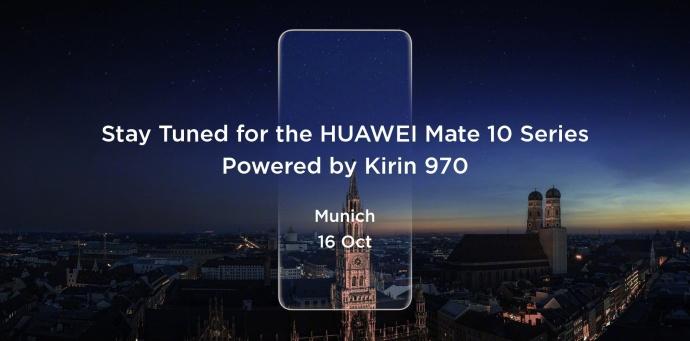 """华为推出震慑苹果的""""核武器""""麒麟970处理器"""