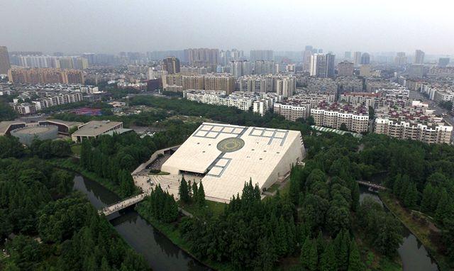 金沙博物馆.青羊区拥有成都市70%以上文博资源.