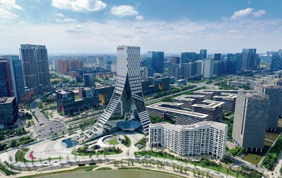 成都, 新经济引领城市