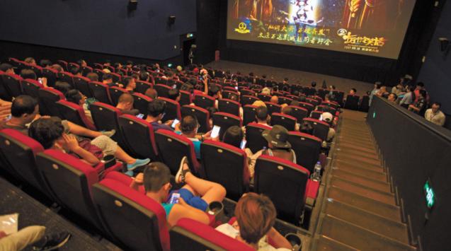 票房创记录仍干不过迪士尼 中国电影强国路还很