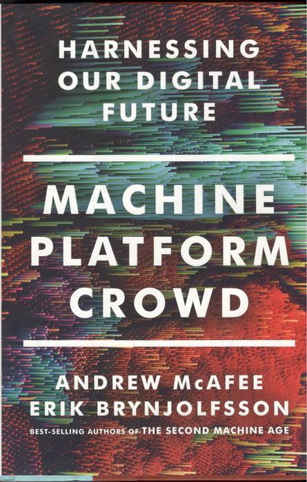 2017年度金融书籍|机器、平台、大众:成就未来商业的三大关键要素