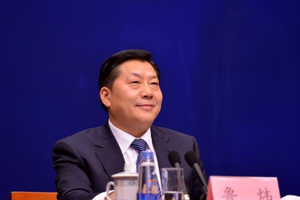 鲁炜(图片来自中国政府网)