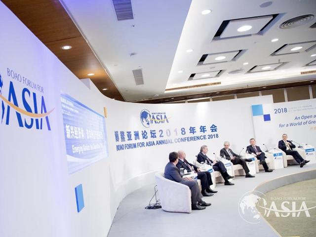 政商学界博鳌热议:贸易战没有赢家