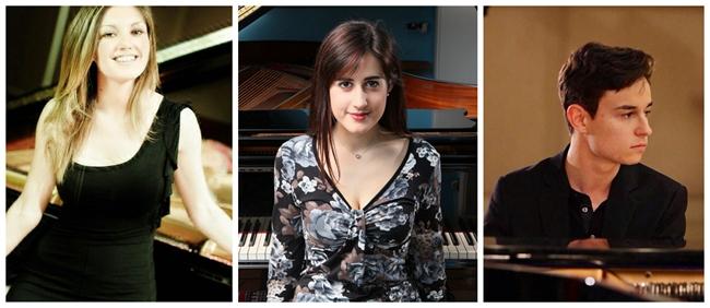 意大利年轻一辈古典音乐家将集中登场。