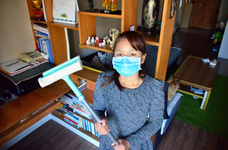 室內空氣汙染對人的健康影響也越來越引起公眾的普遍關註。攝影/章軻