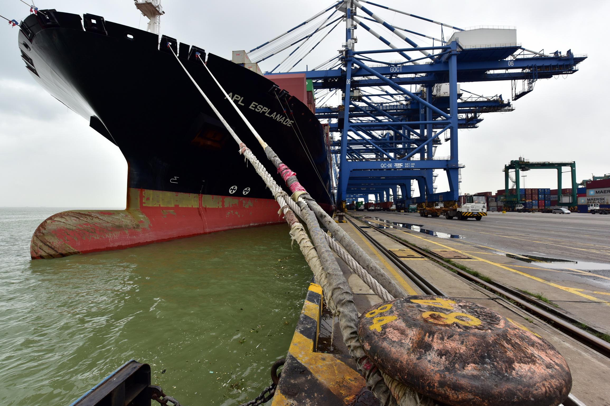 海洋經濟正變為推動國家經濟發展的重要力量。攝影/章軻