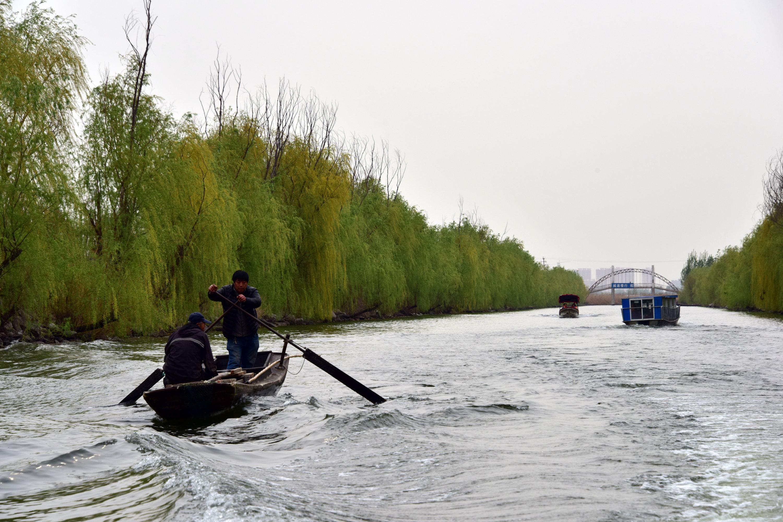 目前雄安新區水生態環境面臨許多需要攻克的難題。攝影/章軻