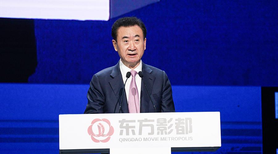 中国电影工业化加速:万达投资500亿青岛东方影都落成