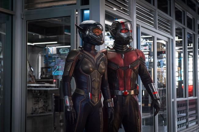 漫威电影宇宙的第20部电影《蚁人:黄蜂女现身》即将上映。