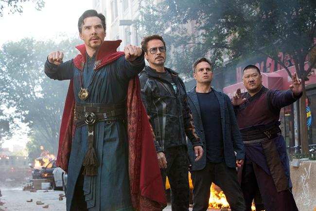 十年间,超级英雄和他们的扮演者在中国积聚了超高人气。
