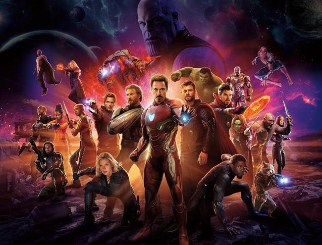 《复仇者联盟3》目前全球总票房超过16亿美元,成为史上最卖座的超级英雄电影。