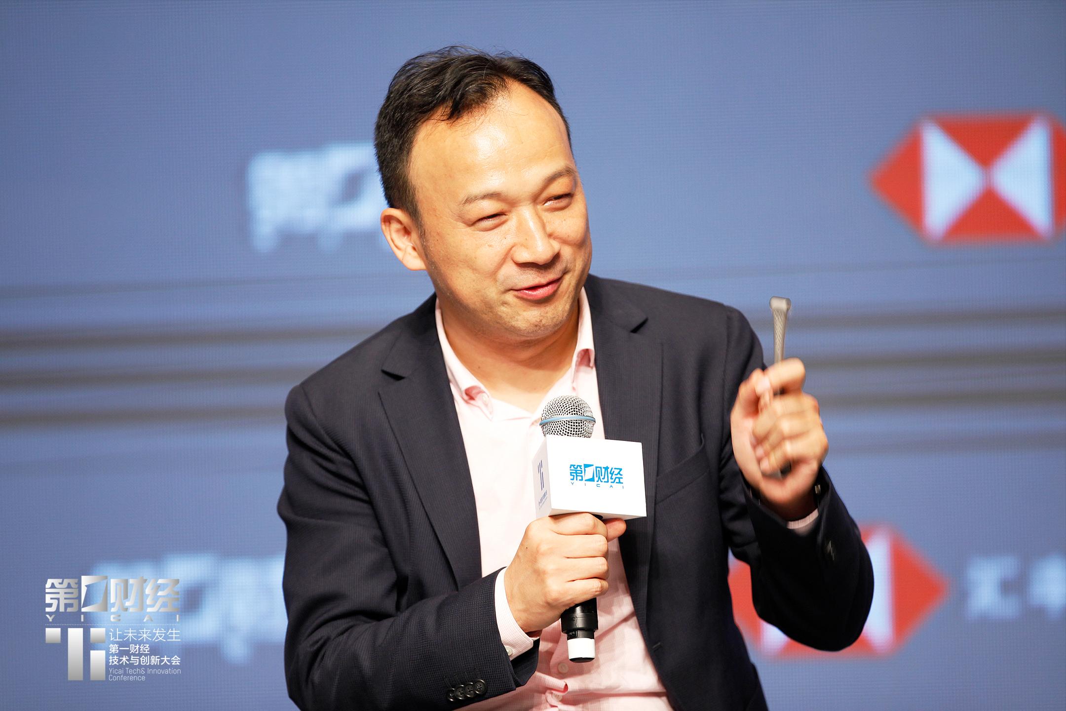 阿里巴巴集團副總裁、阿里雲副總裁劉松