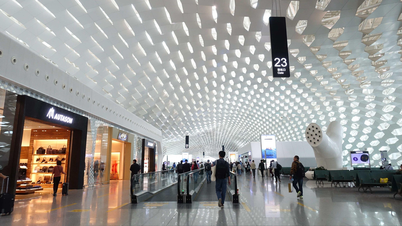 新金沙线上娱乐开户:深广两地竞相增开国际航线,专家称不会影响香港机场