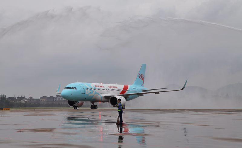 澳门金沙手机版:接收首架空客320neo洽购法国航司,长龙航空要加速飞出国门