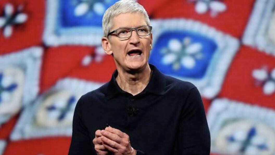 苹果iOS大变身 市值逼近万亿美元
