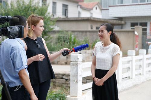 2016年6月22日至23日,來自俄羅斯國家電視臺記者及俄羅斯原子能出口建設有限公司(ASE)相關代表組成的媒體團對田灣核電站進行了參觀采訪。