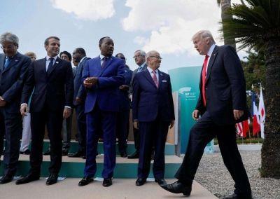 贸易争端主导,G7峰会42年来首次不欢而散 相关阅读 关键字 评论 视频排行 最热新闻 图集推荐