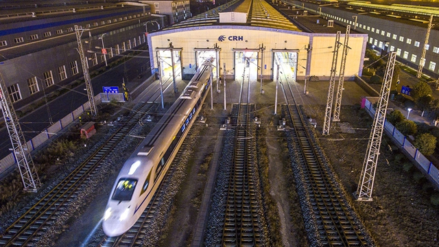 西城高鐵於2017年12月6日全線開通,將四川真正接入到國家高鐵網。