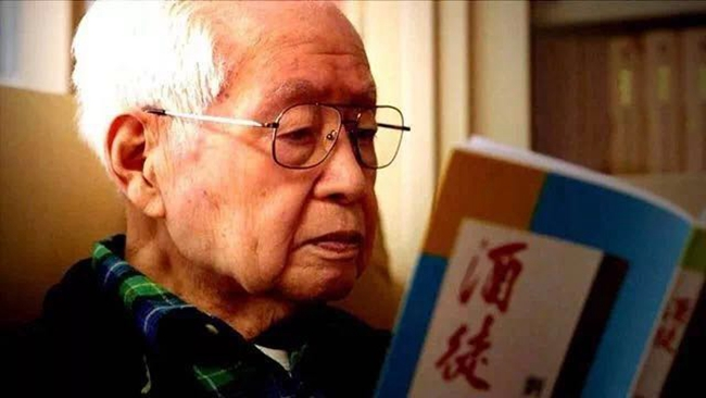 刘以鬯先生是香港文学的代表性人物