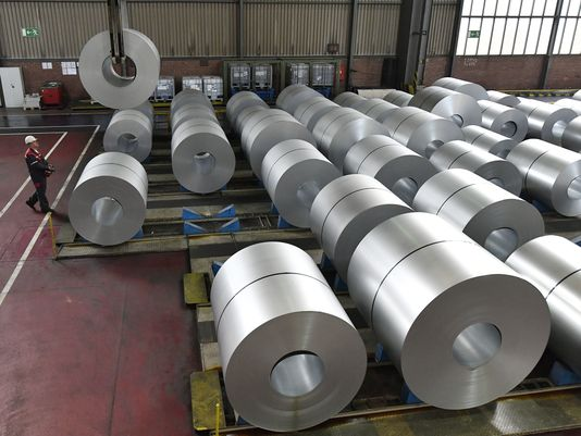 多个成员就美国钢铝关税向世界贸易组织(WTO)提请申诉。(图片来源:网络)