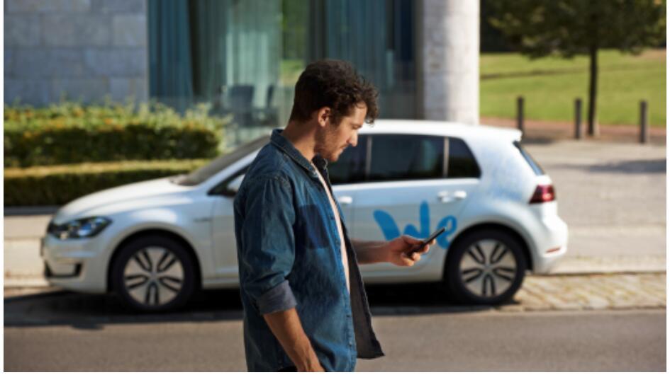 大众汽车明年将推共享电动汽车