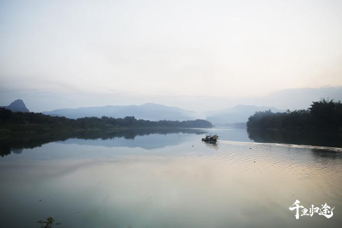 鱼咀村位于广东省英德市浛洸镇,临近连江水道,这里曾经一度是繁华的商贸中心。  摄影/张健