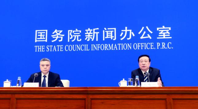 3月14日,国务院新闻办公室在北京举行新闻发布会,请国家统计局国民经济综合统计司司长、新闻发言人毛盛勇介绍2019年1-2月份国民经济运行情况,并答记者问。