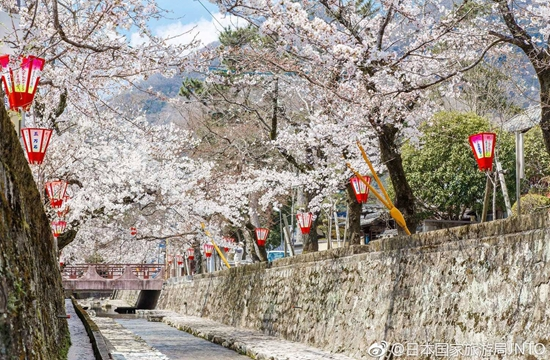 来源:日本国家旅游局微博
