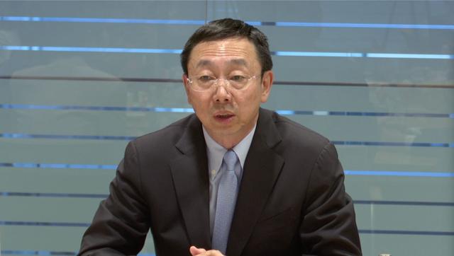 IMF副总裁张涛
