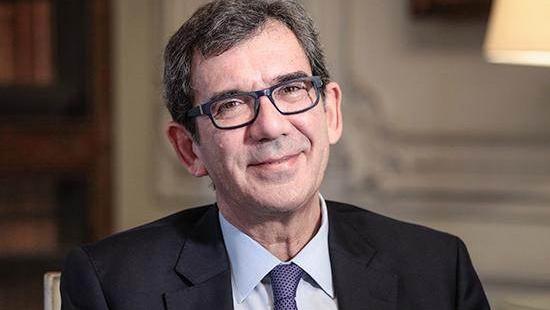 法国驻华大使黎想   来源:法国驻华大使馆提供
