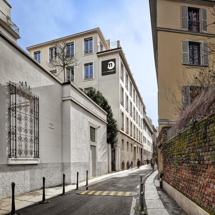 马兰戈尼学院1935年成立于意大利,目前全球有10所校区