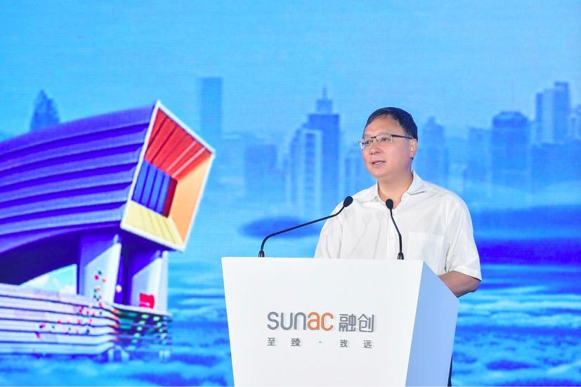 广州市市委常委、常务副市长陈志英