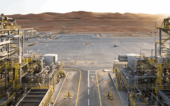 沙特阿美石油公司正在籌備上市。(來源:沙特阿美官網)