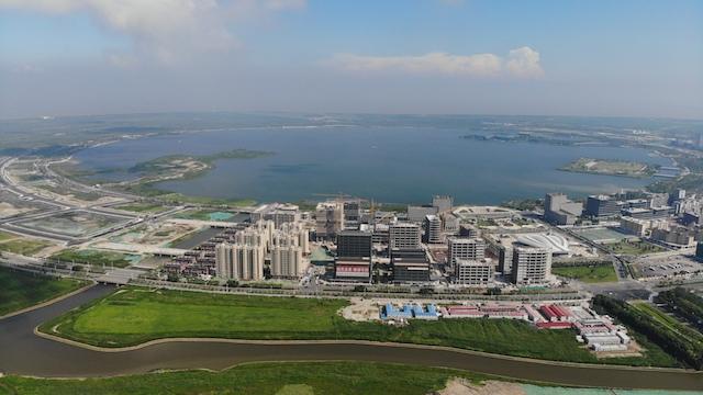 上海自贸区临港新片区