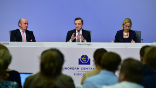 目前市场普遍预计,欧洲央行将在9月12日的议息会议上宣布进一步下调存款利率。