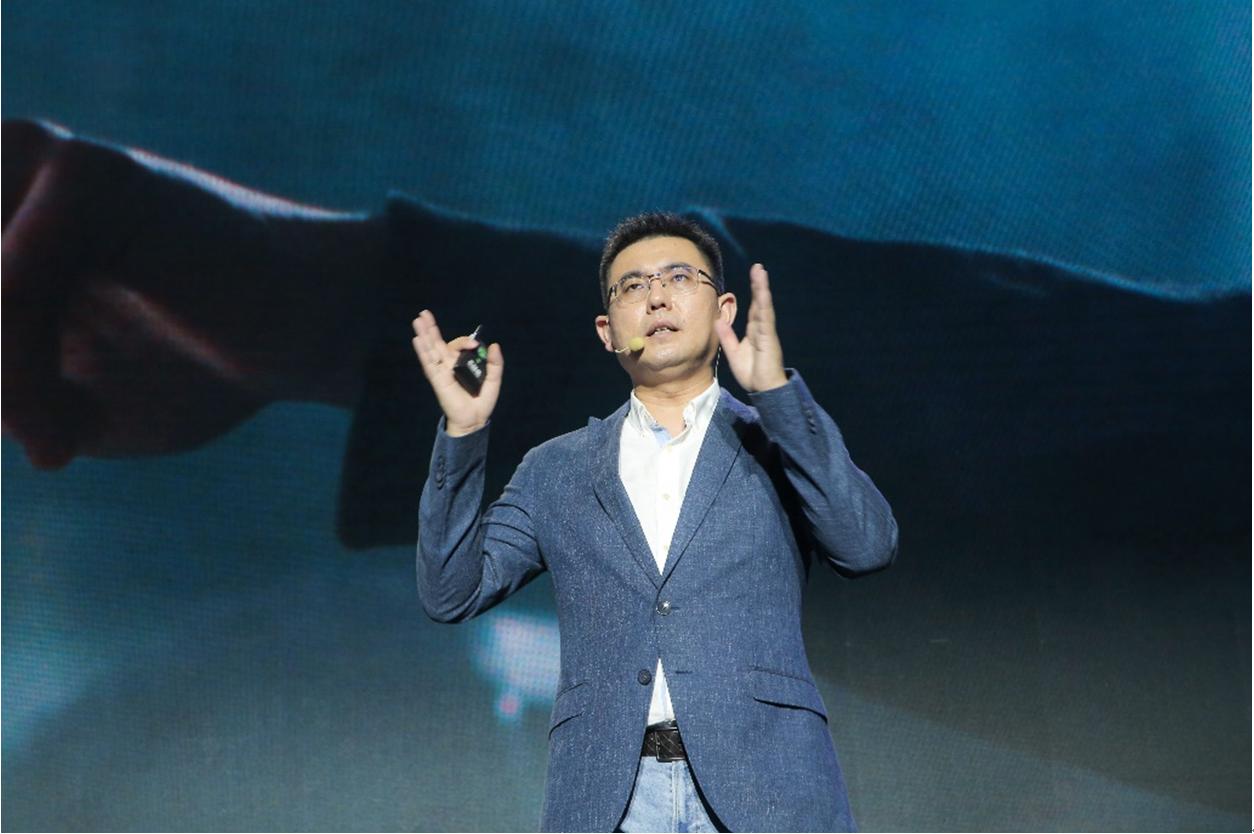 深圳创维-RGB电子有限公司董事长兼总裁王志国